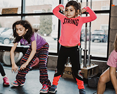 CrossFit Fitness for kids