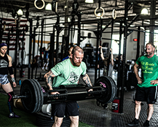 Metro Detroit Strongman Classes